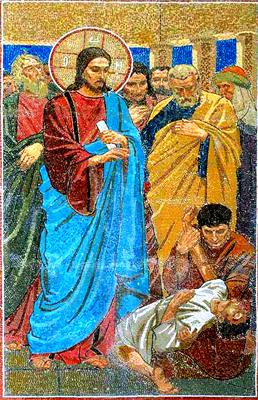 группа крови иисуса христа